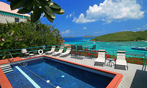 A Photograph of St. John Villas Suite Sea Breeze