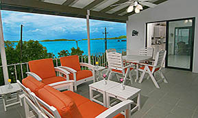 A Photograph of St. John Villas Seaview Beach Cottage