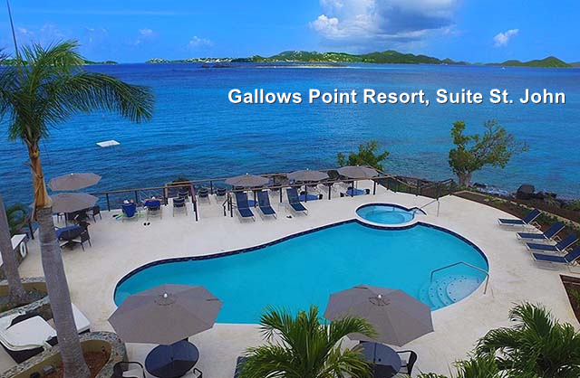 Gallows Point Resort Oceantfront Pool
